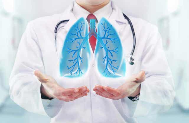 Hantavirusinfektio voi vaikuttaa keuhkoihin.