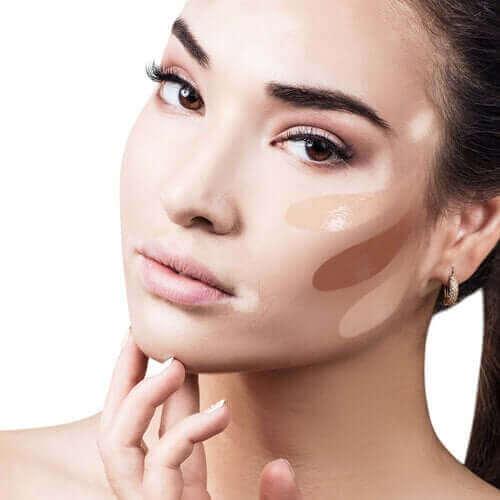 Korjaava meikki dermatologiassa