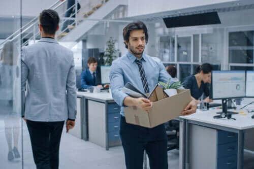Miten irtisanoutua työstä, josta et pidä