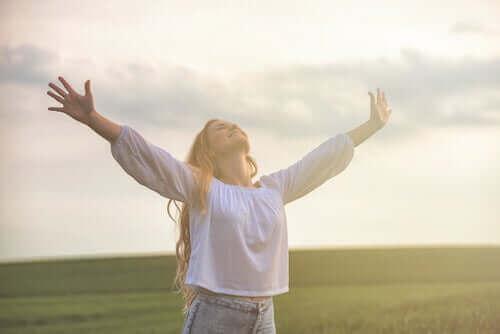Kuinka voit olla tyytyväinen itseesi?