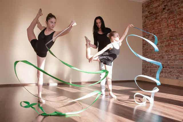 Akrobatiavoimistelun hyödyt - se edistää sydämen ja verisuonten terveyttä.