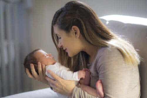 Vinkkejä vauvan näkökyvyn stimulointiin