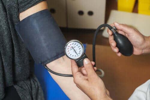 Korkean verenpaineen eli hypertension seuraukset