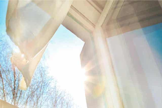 Auringonvalon hyödyntäminen auttaa säästämään lämmityskuluissa
