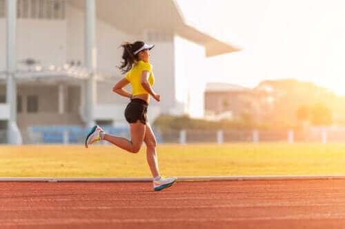 Ratatreeniohjelma juoksijoille