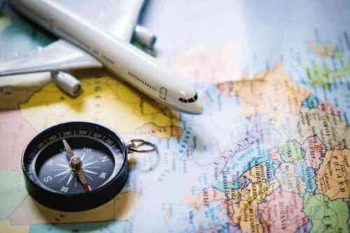 vinkkejä matkustamiseen ja siihen valmistautumiseen