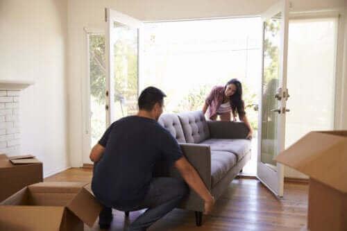 Hyvän sohvan merkitys kotona ja vinkkejä ostamiseen