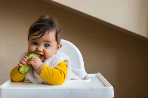 Milloin ja miten lisätä kurkkua vauvan ruokavalioon?